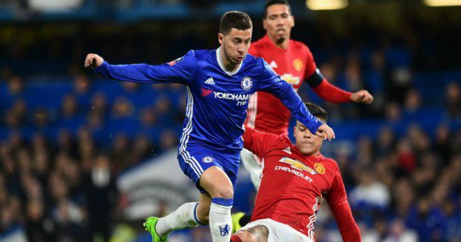 """Đại chiến Chelsea – MU: Mourinho tung chiêu, Herrera """"nuốt chửng"""" Hazard? - 1"""