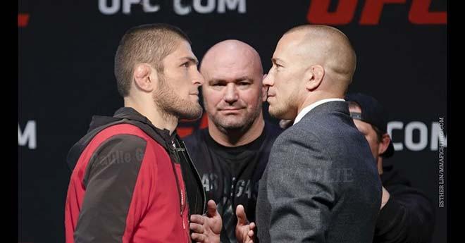 Tin thể thao HOT 17/10: Huyền thoại UFC thách đấu Khabib - 1