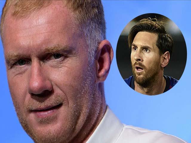 """Scholes day dứt về MU: Messi cũng khó cứu, Pogba chỉ là """"thú hoang"""""""