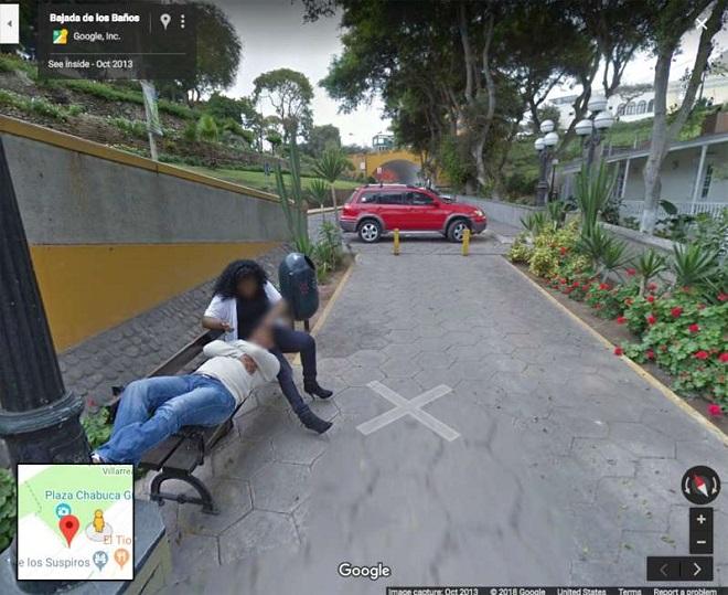 """Xem ảnh trên Google Maps, phát hiện vợ làm việc """"tày trời"""" - 1"""