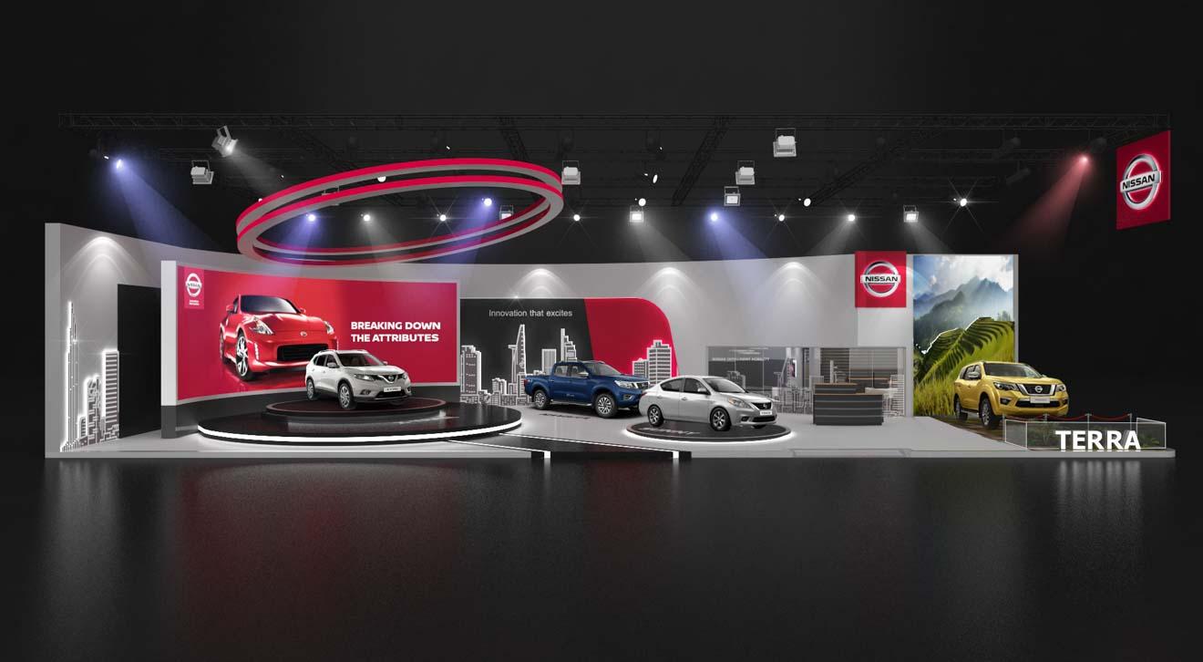 Nissan sẽ mang loạt xe hoàn toàn mới đến triển lãm VMS 2018 - 1