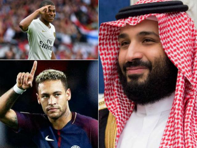 Hoàng tử Ả rập 850 tỷ bảng mua MU: Neymar, Mbappe xếp hàng đầu quân