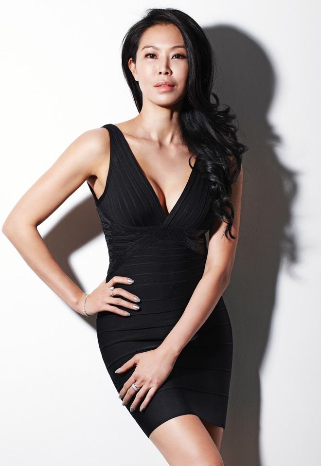 """""""Bà hoàng thẩm mỹ Singapore"""" Low Chai Ling: Đẹp hay không đẹp là do chính mình quyết định - 1"""
