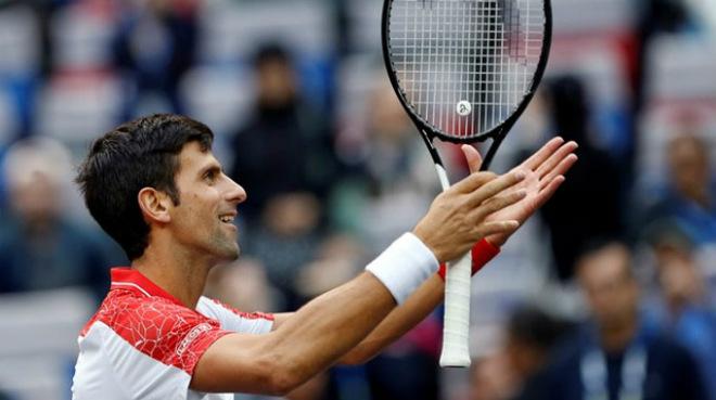 Djokovic soán ngôi số 1 thế giới: Nadal & Federer phép lạ cũng khó cản - 1