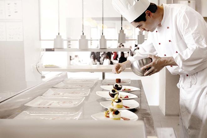 Du học Thụy Sĩ Series: Nâng tầm ẩm thực thành nghệ thuật tại Culinary Arts Academy - 1