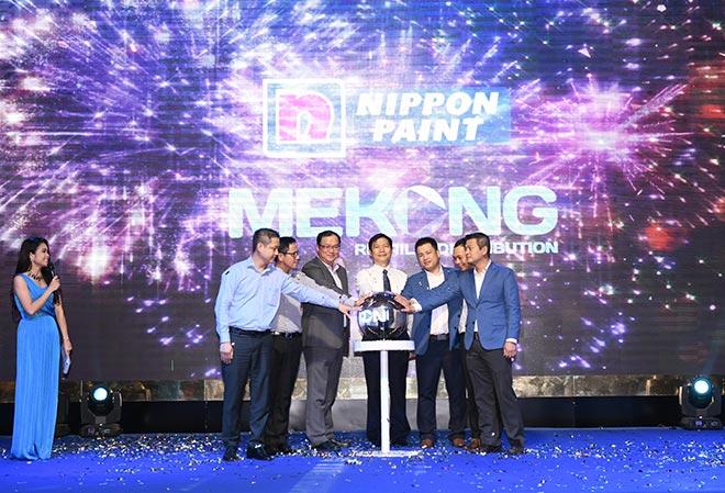 Mekong Retail & Distribution - Nhà phân phối độc quyền sơn Nippon khu vực ĐBSCL - 1