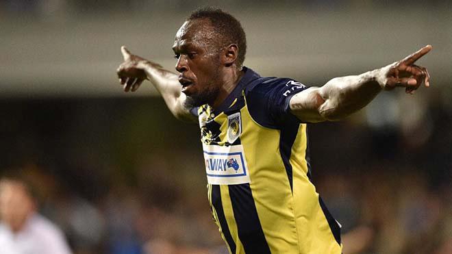 """Usain Bolt ôm mộng đến MU: Không """"dễ dãi"""" đá C1 cho đội bóng nhỏ - 1"""
