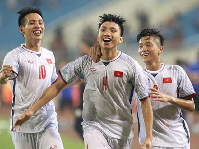 """U19 Việt Nam dự U19 châu Á: """"Gareth Bale"""" Văn Hậu chờ săn vé World Cup"""