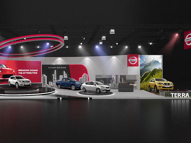 Nissan sẽ mang loạt xe hoàn toàn mới đến triển lãm VMS 2018