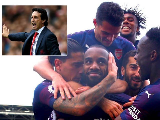 Arsenal thăng hoa 9 trận thắng: Bí kíp đơn giản đến bất ngờ của Emery