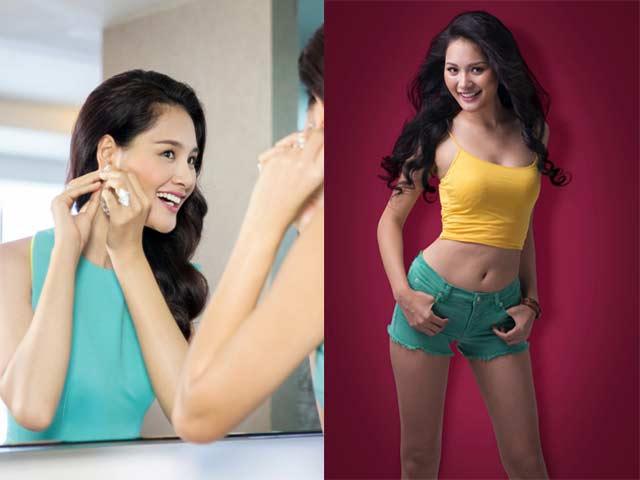 """Vì sao """"Hoa hậu đẹp nhất Châu Á"""" Hương Giang giữ 1 cái quần trong tủ nhiều năm?"""