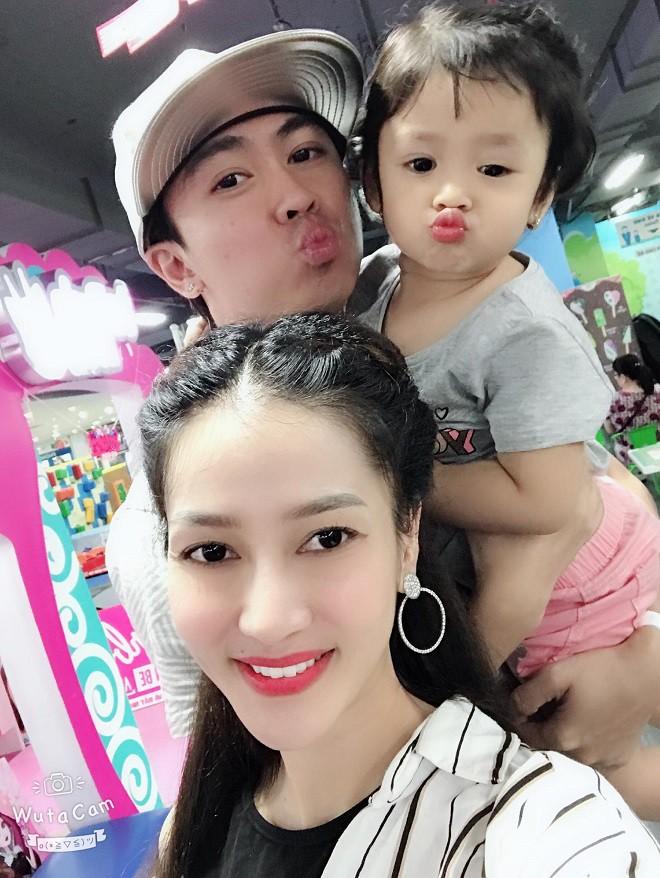 Ca sĩ Hồ Việt Trung bất ngờ công khai danh tính mẹ ruột của con gái - 1