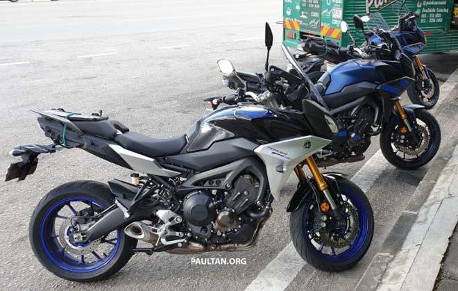 2018 Yamaha Tracer 900 GT, môtô thể thao cho đấng mày râu, sẽ sớm về Việt Nam - 1