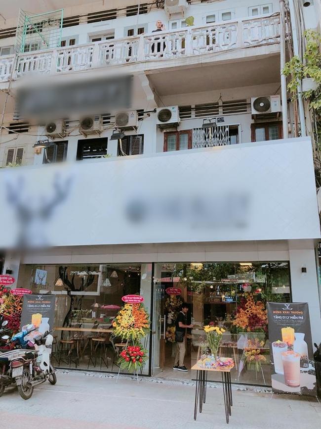 Một trong những cửa hàng trà sữa nằm trong hệ thống do Diệp Lâm Anh làm chủ.
