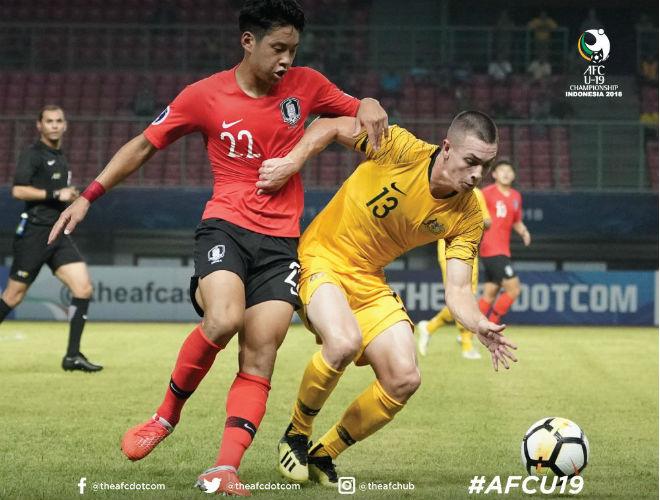 U19 Hàn Quốc - U19 Australia: Vỡ òa siêu phẩm hạ màn đại chiến - 1