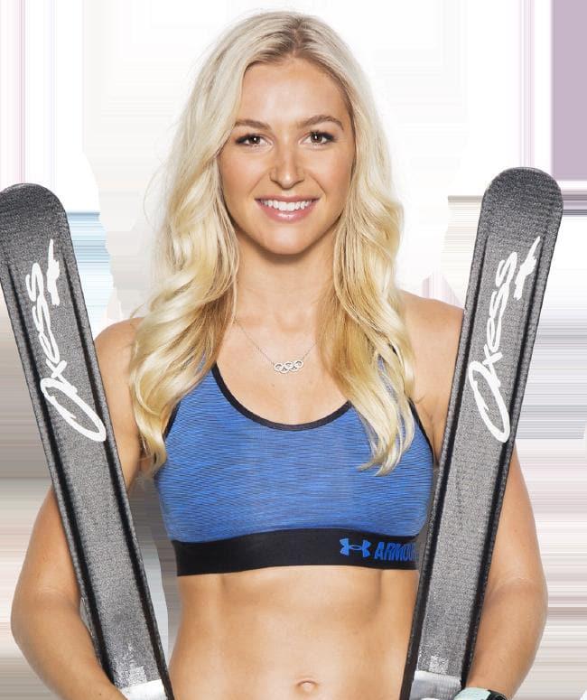 Danielle Scott sinh ngày 7/3/1990 là VĐV trượt tuyết xuất sắc của Australia.