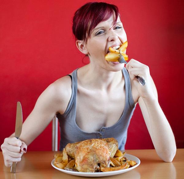 Đọc ngay nếu bạn ăn rất nhiều vẫn không thể tăng cân - 1