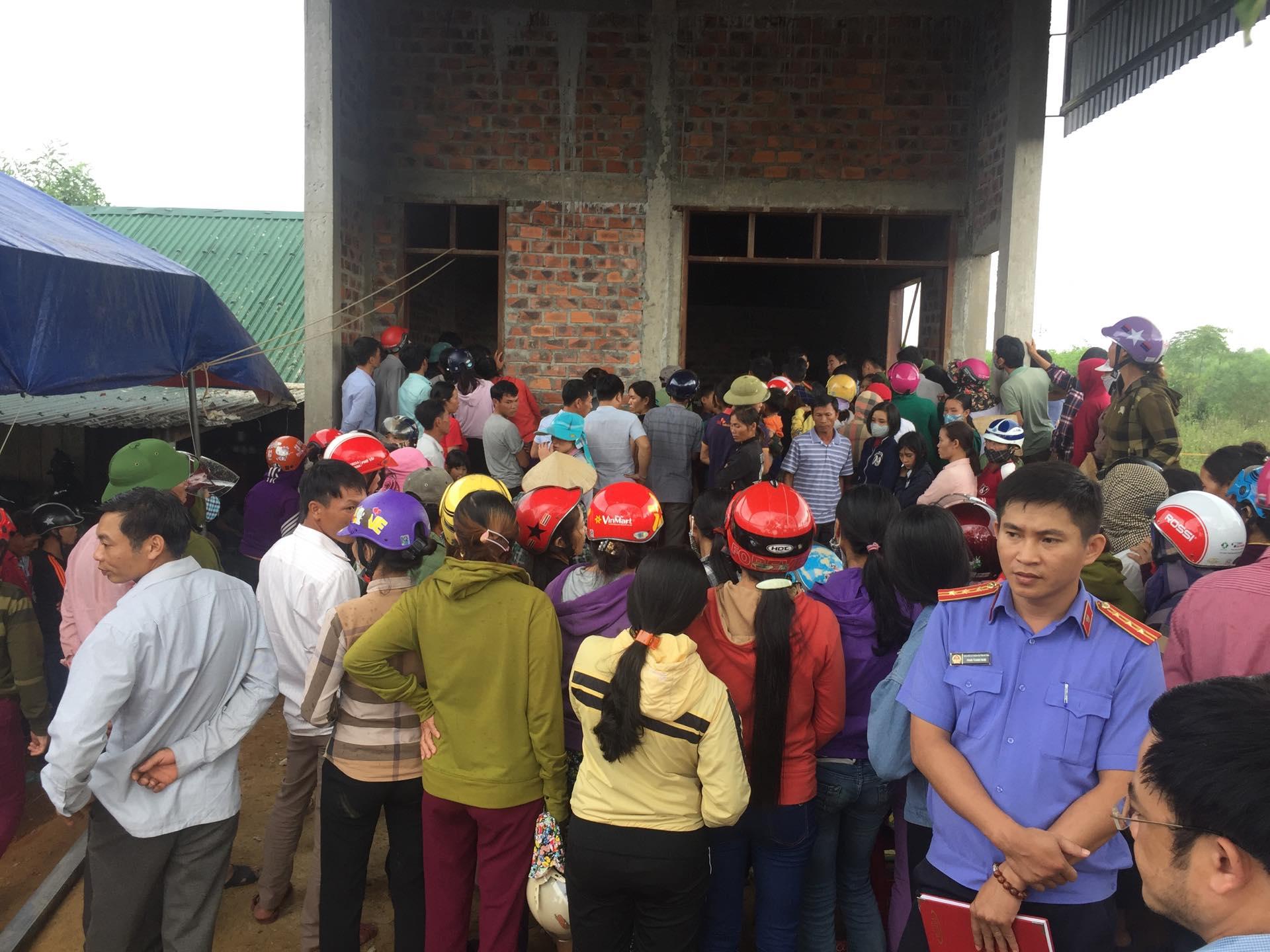 Vụ 4 người treo cổ tự tử ở Hà Tĩnh: Cha nhìn thấy thư nhưng không dám đọc vì quá đau! - 1