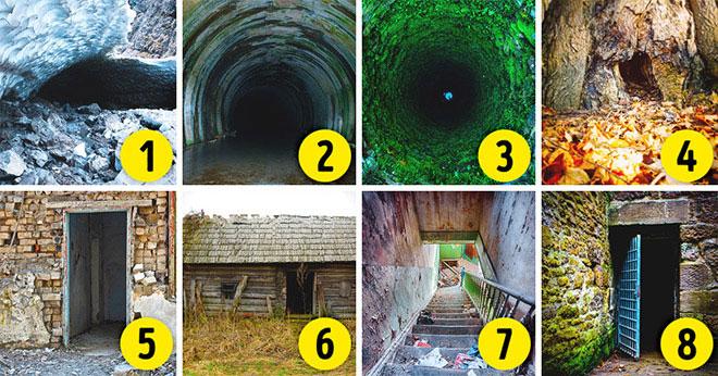 Quiz: Đâu là bức ảnh khiến bạn thấy sợ hãi nhất? - 1