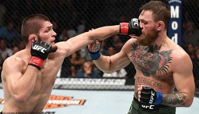 McGregor bị hạ nhục: Khabib khinh thường, đấu siêu võ sỹ đỉnh nhất UFC - 1