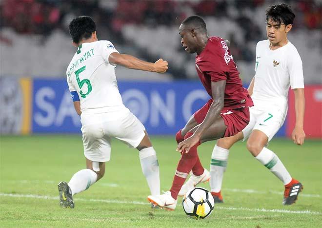 Siêu kinh điển trận đấu 11 bàn giải U19 châu Á: Siêu rượt đuổi, 2 hat-trick - 1