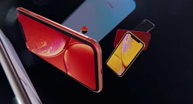 Video quảng cáo rực rỡ sắc màu của iPhone Xr - 1
