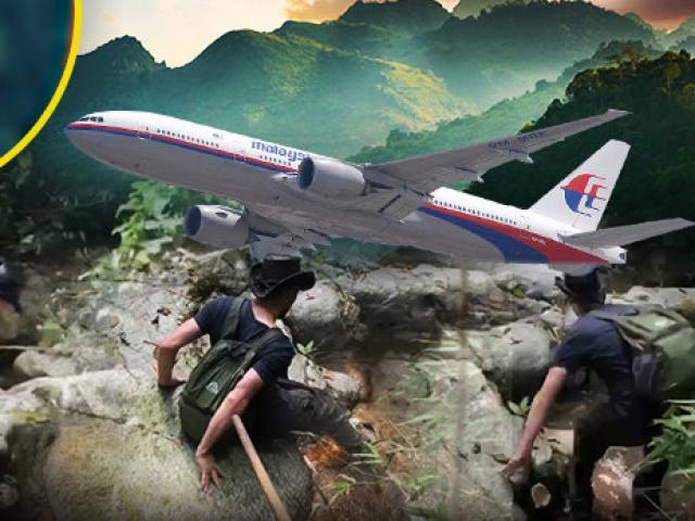Đội tìm kiếm MH370 đối mặt thử thách rợn người trong rừng Campuchia