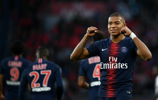 PSG - Amiens: 7 phút bùng nổ 3 đòn kết liễu - 1