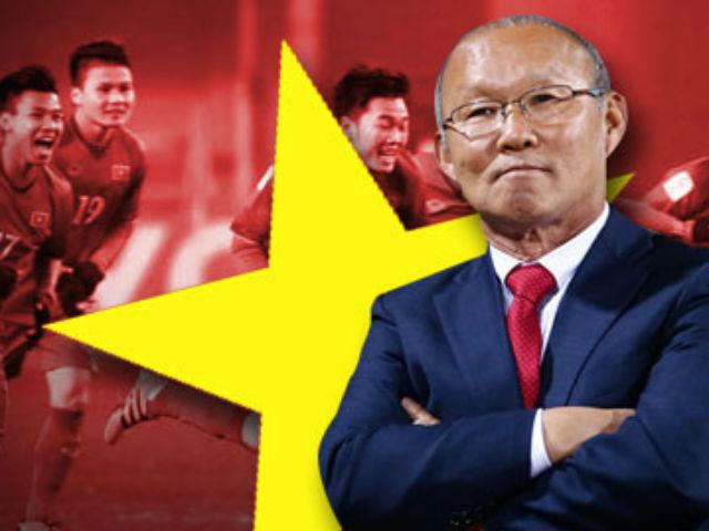 """ĐT Việt Nam mơ xưng bá AFF cup: """"Tường thép"""" như U23 hay """"cơn lốc đỏ"""""""