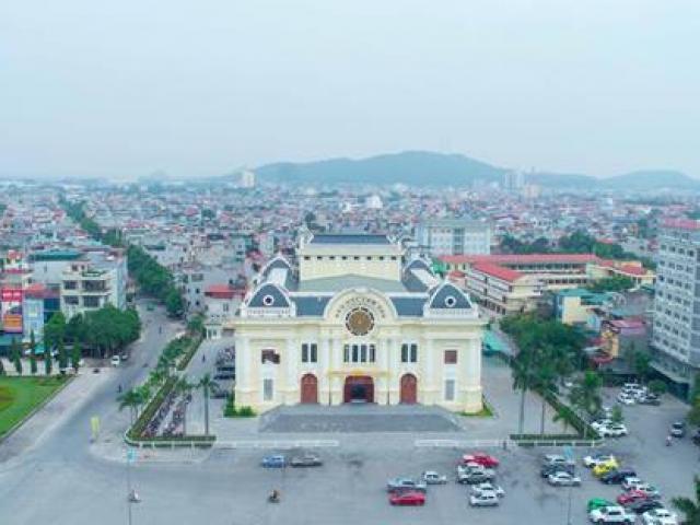 """Ngắm Thành phố Thanh Hóa đang """"thay da đổi thịt"""" từng ngày"""
