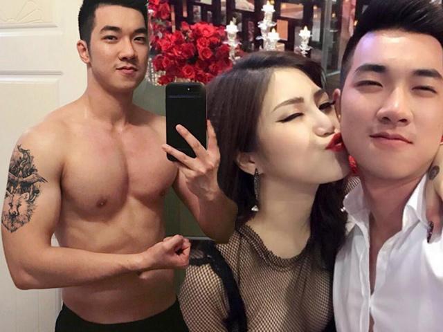 """""""Bạn trai"""" 6 múi mới của Hương Tràm """"ăn đứt"""" dàn người tình tin đồn"""