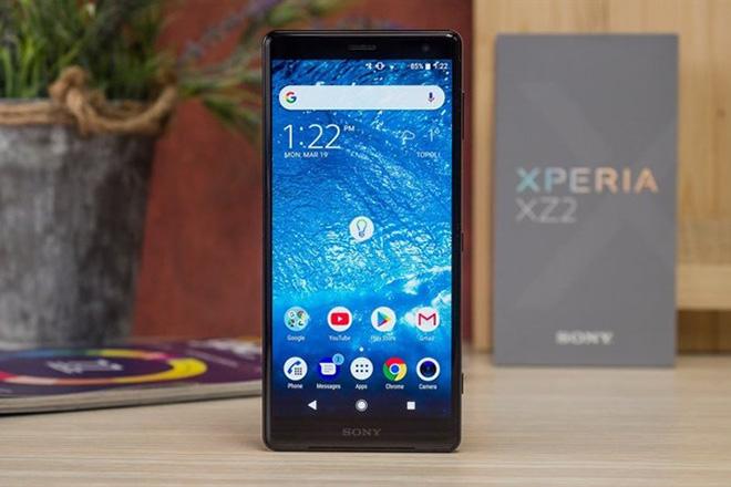 Đã có lịch trình cập nhật Android 9.0 Pie cho họ hàng smartphone Sony - 1