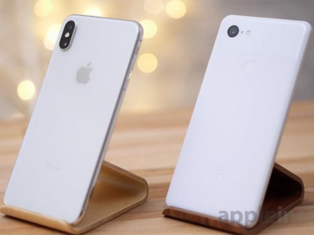 iPhone Xs Max công phá thành công hiệu suất Pixel 3