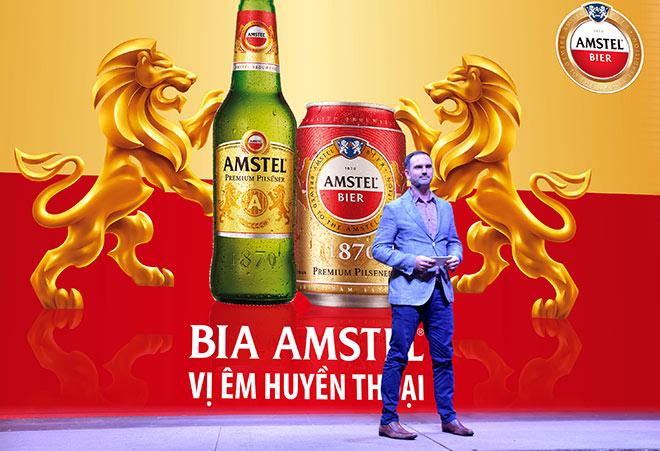 Amstel chính thức gia nhập thị trường Việt Nam - 1