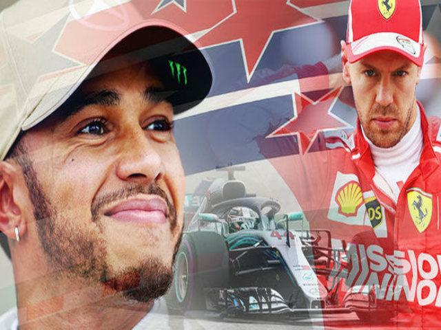 Video đua xe F1 - US GP 2018: Bản lĩnh Ferrari, Hamilton hụt chức vô địch