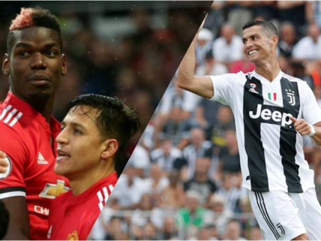 MU mừng thầm: Đối tác Ronaldo phải ở nhà, Juventus thủng tuyến giữa