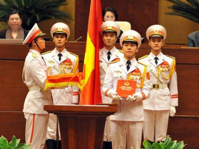 Lễ tuyên thệ nhậm chức của Chủ tịch nước được truyền hình trực tiếp từ 15h chiều nay