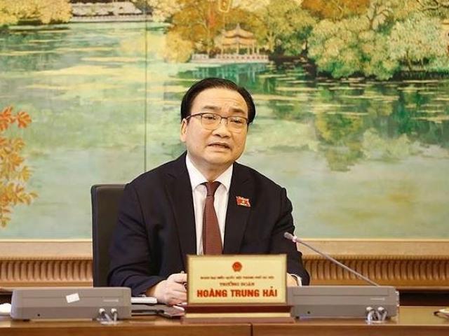 Bí thư Hà Nội nói về việc thanh tra lại vụ 'xẻ thịt' đất rừng Sóc Sơn