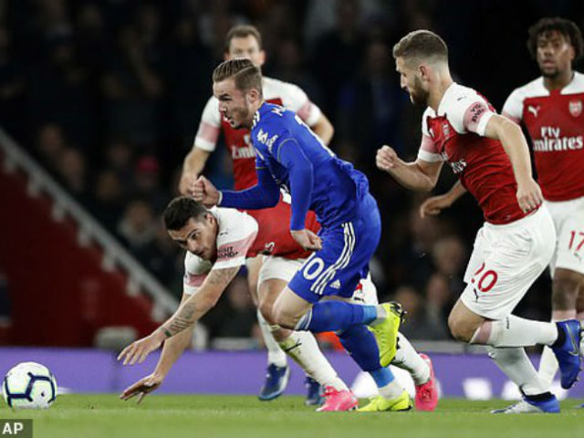 Arsenal - Leicester: Cú đúp 3 phút ngược dòng tuyệt đỉnh