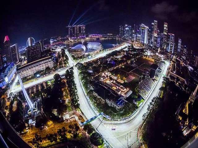 Thể thao - Hà Nội đủ sức đăng cai giải đua xe siêu tốc độ F1