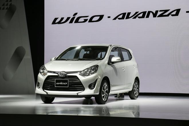 Giá xe Toyota Wigo 2018 cập nhật mới nhất kèm ưu đãi tại đại lí - 1