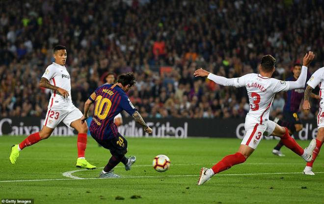 """Tuyệt phẩm vòng 9 La Liga: Messi, Coutinho đấu """"sao lạ"""" gieo sầu Real - 1"""