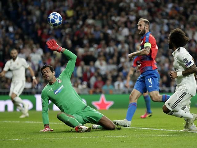 Real Madrid - Viktoria Plzen: 2 sao lớn rực sáng rượt đuổi đến cùng