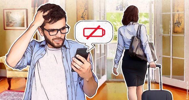 Đây có phải là lý do khiến bạn rối tung lên khi điện thoại mất kết nối? - 1