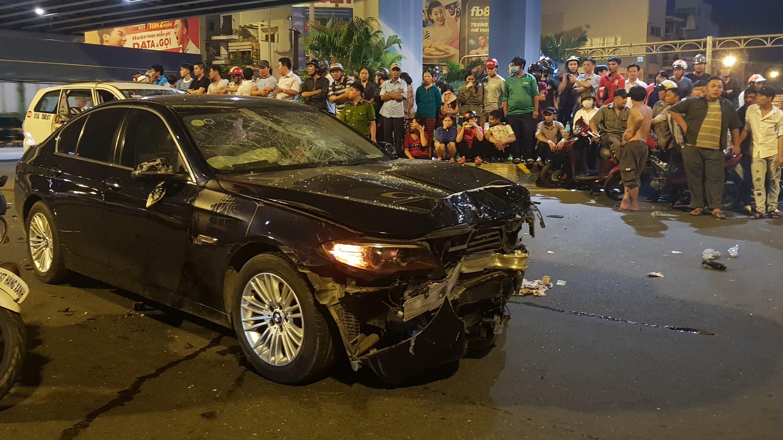Nóng: Khởi tố, bắt tạm giam nữ lái xe BMW gây tai nạn kinh hoàng - 1