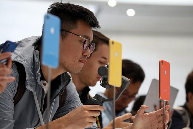 Apple cập nhật phí sửa chữa iPhone XR, ít tốn kém hơn loạt iPhone X - 1