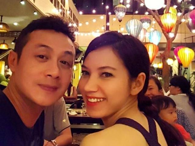 """24h HOT: Bà xã lai xinh đẹp kém 14 tuổi của MC Anh Tuấn """"gây sốt mạng"""""""