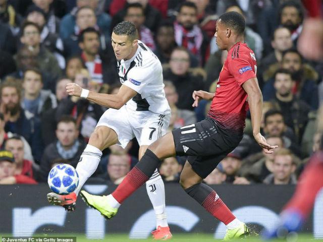 Kết quả bóng đá MU - Juventus: Ronaldo quyết liệt, 17 phút an bài