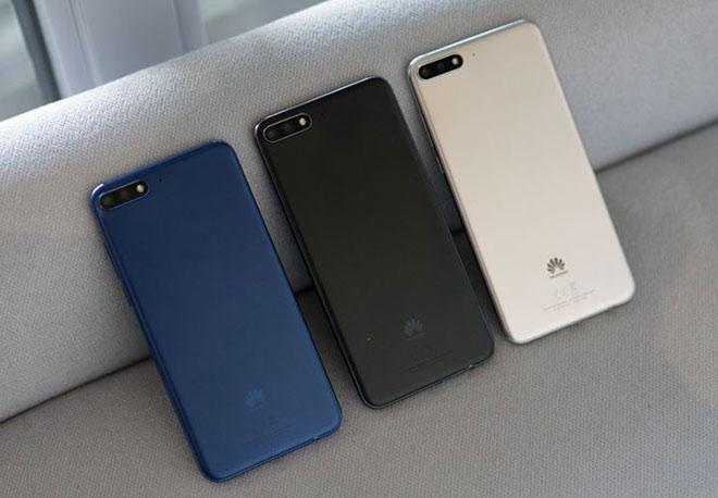 Huawei vững phong độ với dòng điện thoại dành cho giới trẻ - 1