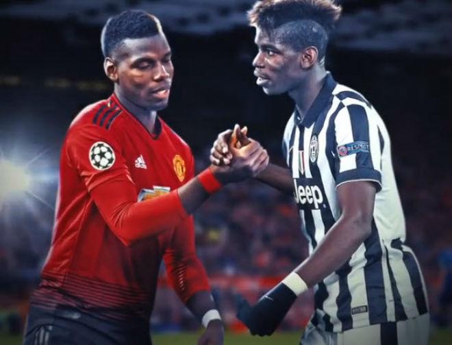 MU thua Juventus: Pogba đã chọn sai người, sai thời điểm - 1